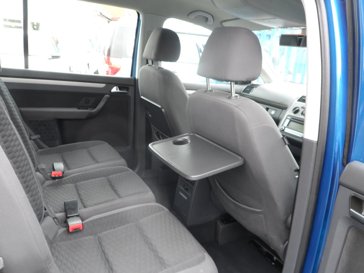 2007 MPV 7 SEAT V/W TOURAN S.E MODEL 1900cc DIESEL 6 SPD MANUAL For Sale (picture 5 of 6)