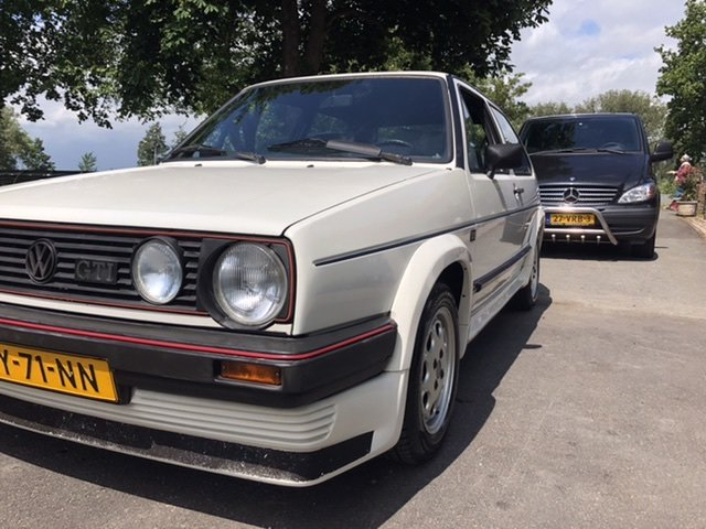 1985 VW Golf GTi For Sale (picture 2 of 6)