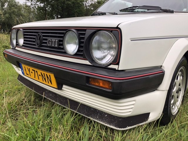 1985 VW Golf GTi For Sale (picture 6 of 6)