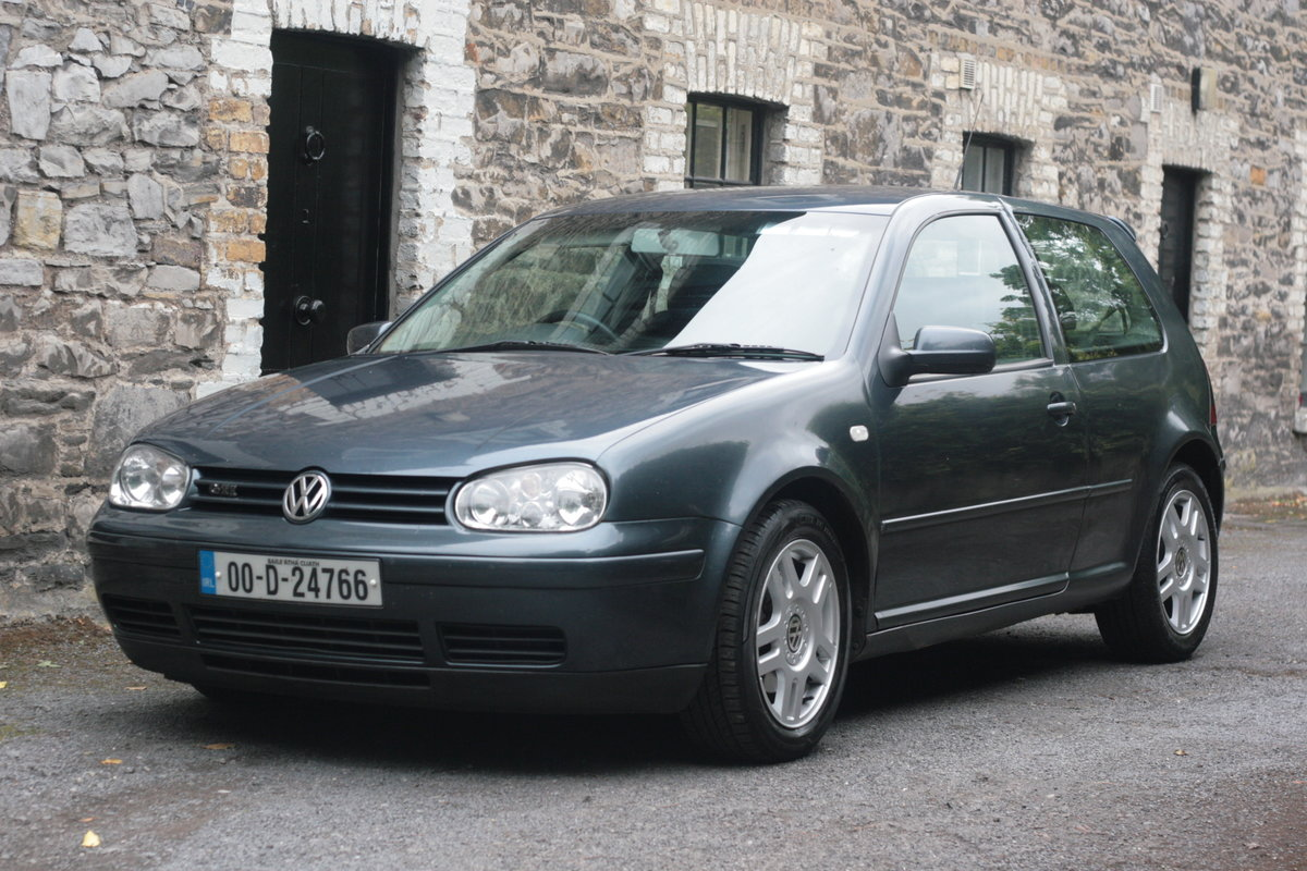 2000 VW Golf GTi MkIV 3 DOOR - NCT 01/21 - Unmodified For Sale (picture 1 of 6)