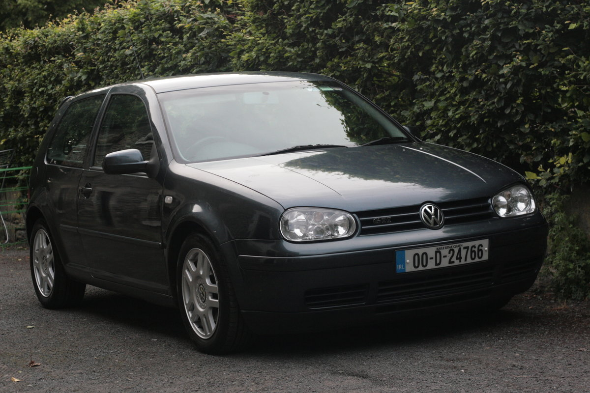 2000 VW Golf GTi MkIV 3 DOOR - NCT 01/21 - Unmodified For Sale (picture 3 of 6)