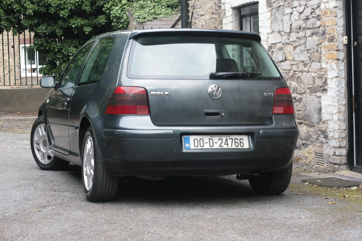 2000 VW Golf GTi MkIV 3 DOOR - NCT 01/21 - Unmodified For Sale (picture 4 of 6)