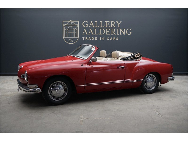 1972 Volkswagen Karmann Ghia Convertible For Sale (picture 1 of 6)