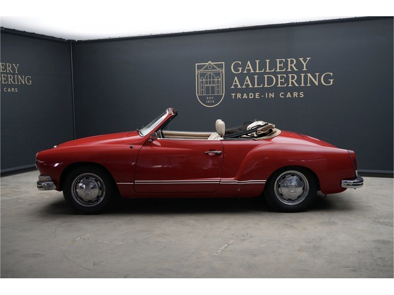 1972 Volkswagen Karmann Ghia Convertible For Sale (picture 2 of 6)