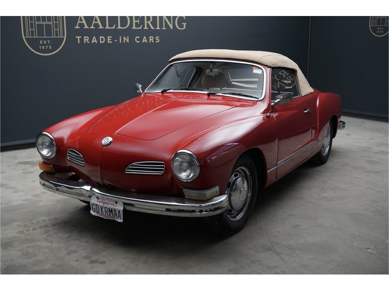 1972 Volkswagen Karmann Ghia Convertible For Sale (picture 5 of 6)