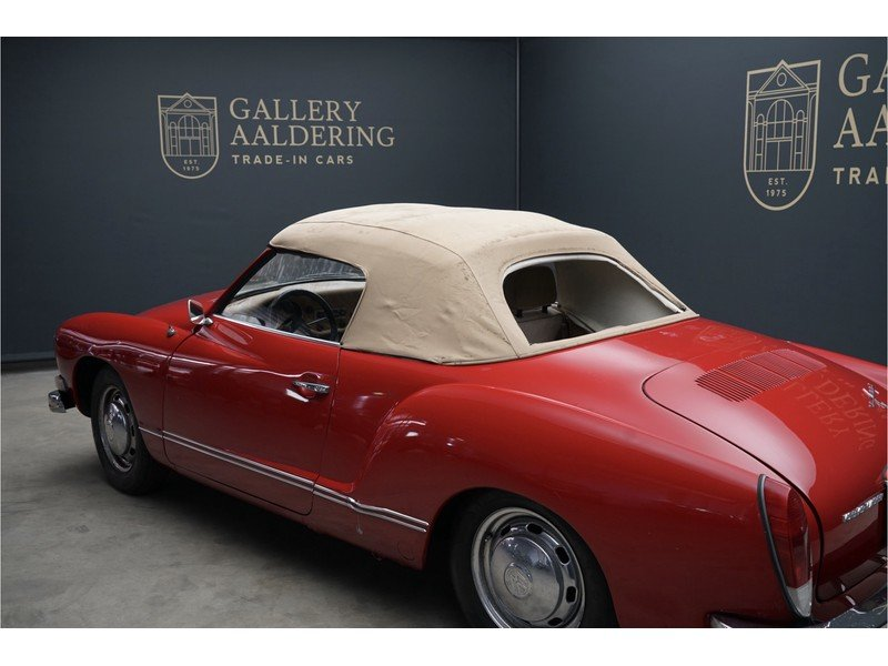 1972 Volkswagen Karmann Ghia Convertible For Sale (picture 6 of 6)