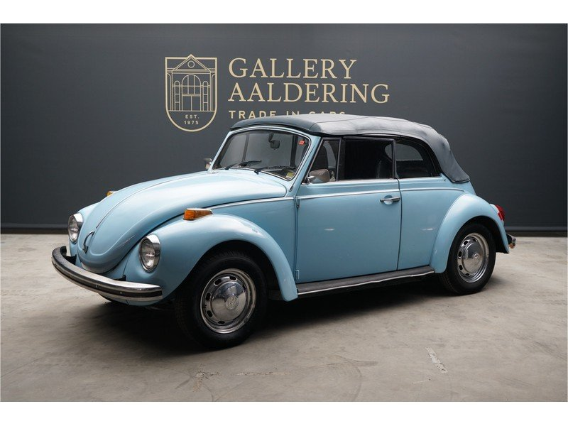 1971 Volkswagen Karmann Käfer / Beetle convertible Solid base, ni For Sale (picture 1 of 6)