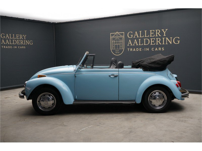 1971 Volkswagen Karmann Käfer / Beetle convertible Solid base, ni For Sale (picture 2 of 6)