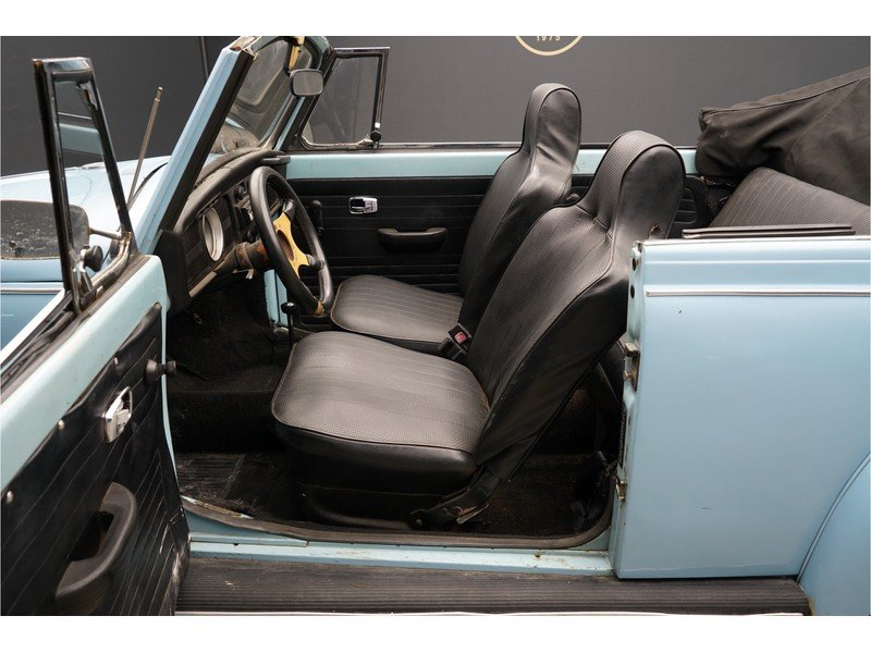 1971 Volkswagen Karmann Käfer / Beetle convertible Solid base, ni For Sale (picture 3 of 6)
