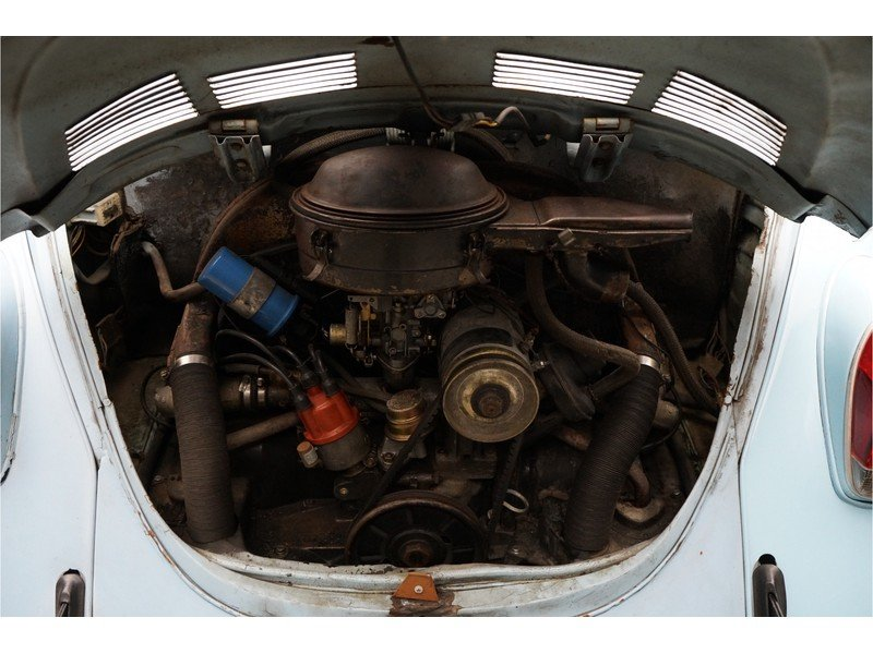 1971 Volkswagen Karmann Käfer / Beetle convertible Solid base, ni For Sale (picture 4 of 6)