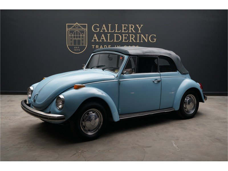 1971 Volkswagen Karmann Käfer / Beetle convertible Solid base, ni For Sale (picture 5 of 6)