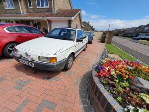 1991 Volkswagen passat b3 12 month mot.