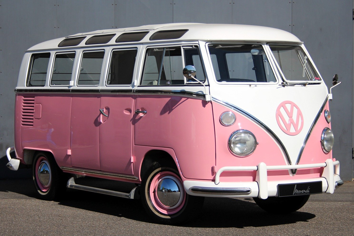 1966 VW T1 Samba Bus LHD - Completely restored! For Sale (picture 1 of 6)