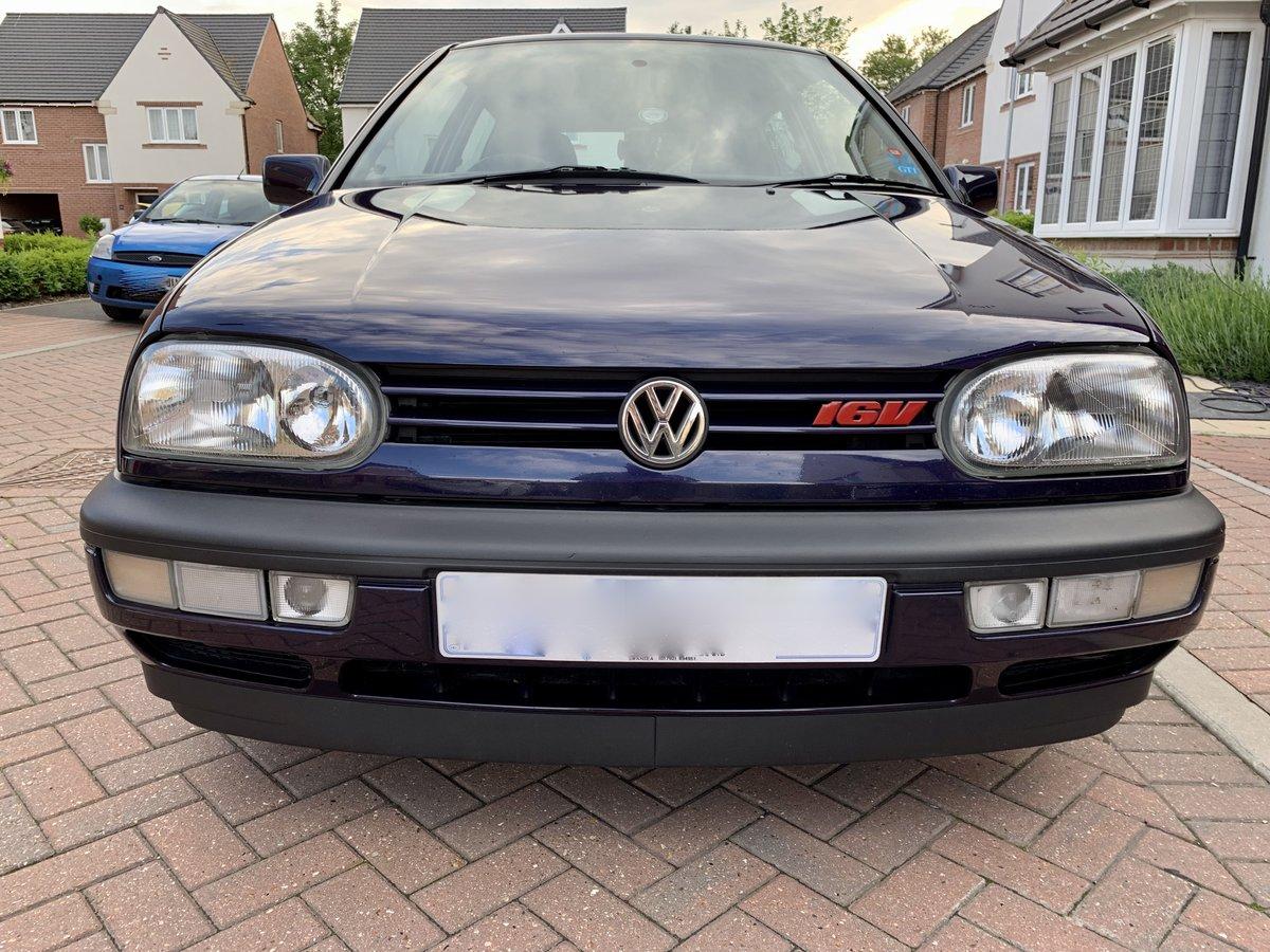 1997 Volkswagen Golf GTI 16V 3 door MK3 SOLD (picture 2 of 6)
