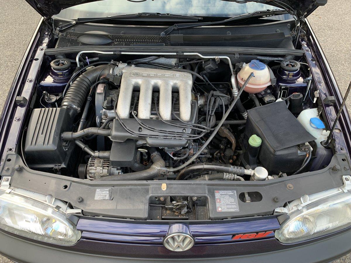 1997 Volkswagen Golf GTI 16V 3 door MK3 SOLD (picture 5 of 6)