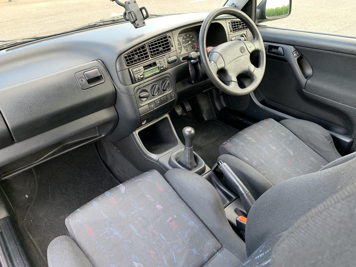 1997 Volkswagen Golf GTI 16V 3 door MK3 SOLD (picture 6 of 6)