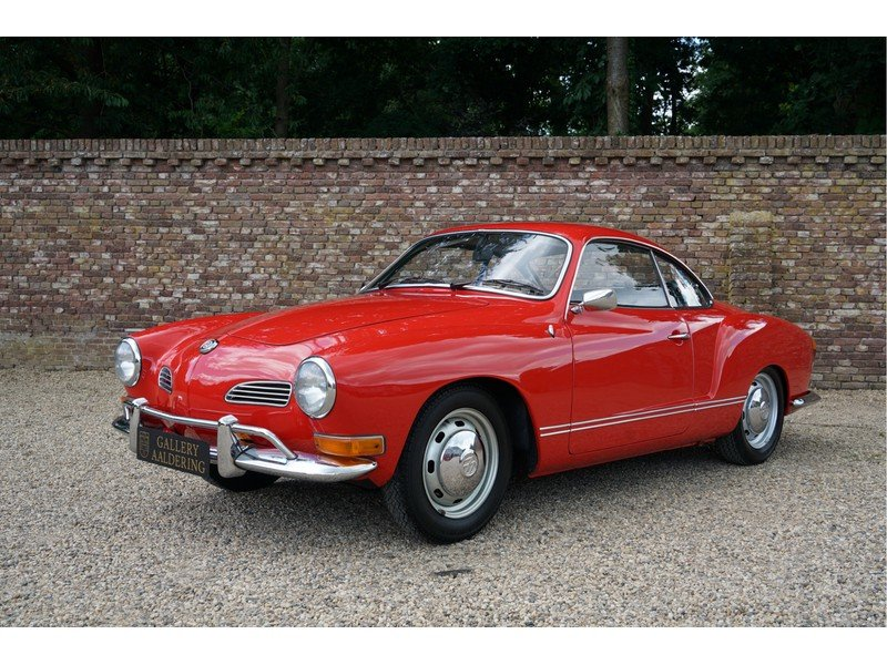 1972 Volkswagen Karmann Ghia For Sale (picture 1 of 6)