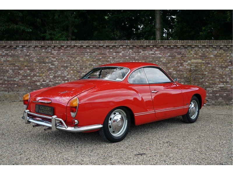 1972 Volkswagen Karmann Ghia For Sale (picture 2 of 6)