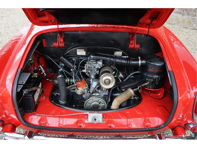 1972 Volkswagen Karmann Ghia For Sale (picture 4 of 6)