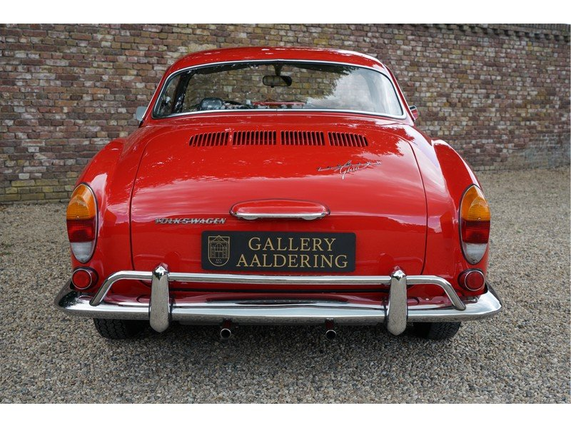 1972 Volkswagen Karmann Ghia For Sale (picture 5 of 6)