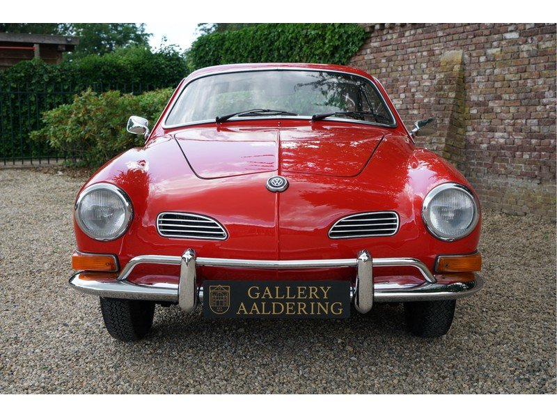 1972 Volkswagen Karmann Ghia For Sale (picture 6 of 6)