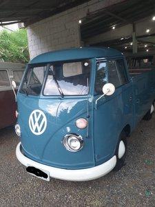 VW T2 Single Cab Pick Up