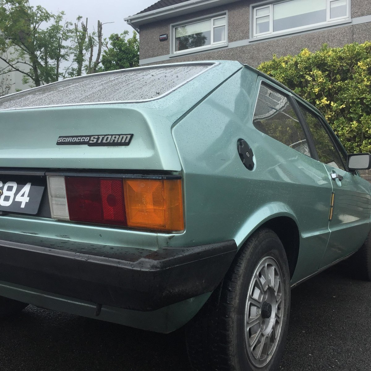 1979 VW MK1 SCIROCCO STORM For Sale (picture 4 of 6)