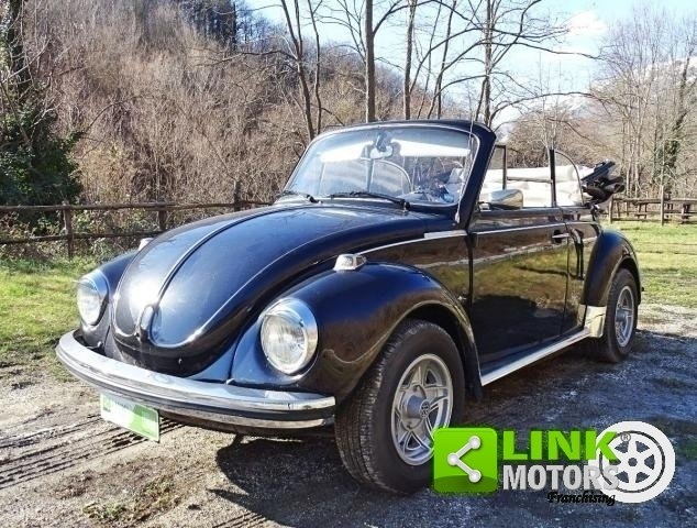 1971 Volkswagen Maggiolino Karman 15 AB 1 Cabriolet For Sale (picture 1 of 6)