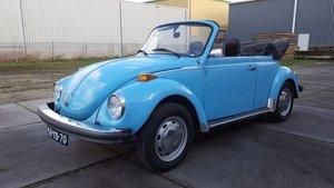 Volkswagen Beetle 1303 Cabriolet 1974