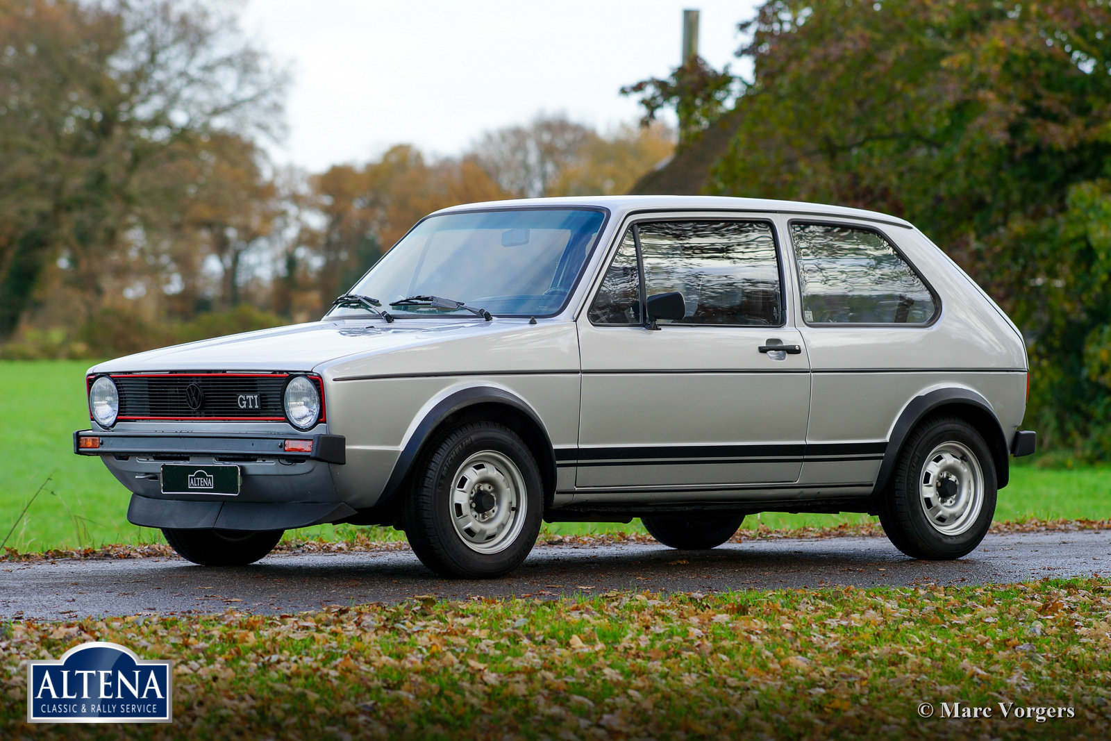 Volkswagen Golf 1 GTI, 1979 For Sale (picture 1 of 6)