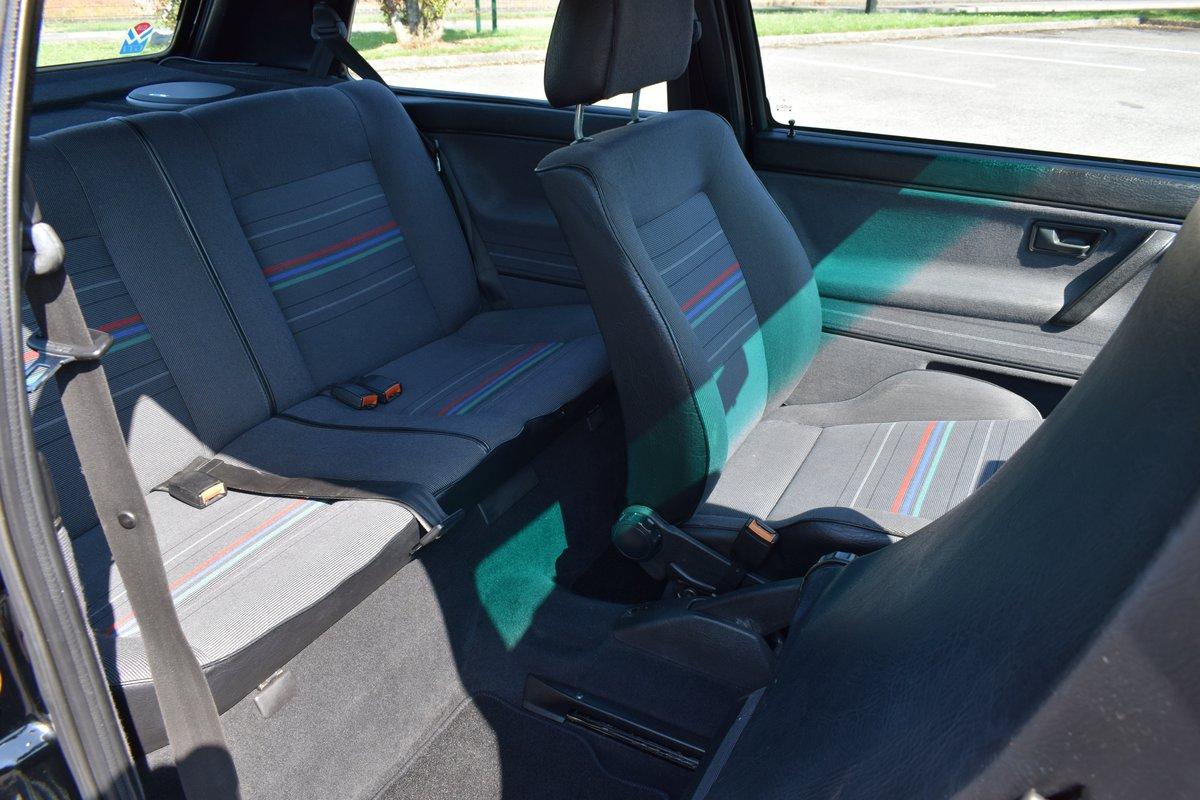 VW VOLKSWAGEN GOLF MK2 GTI 8V 3DR BLACK 1991  SOLD (picture 10 of 12)