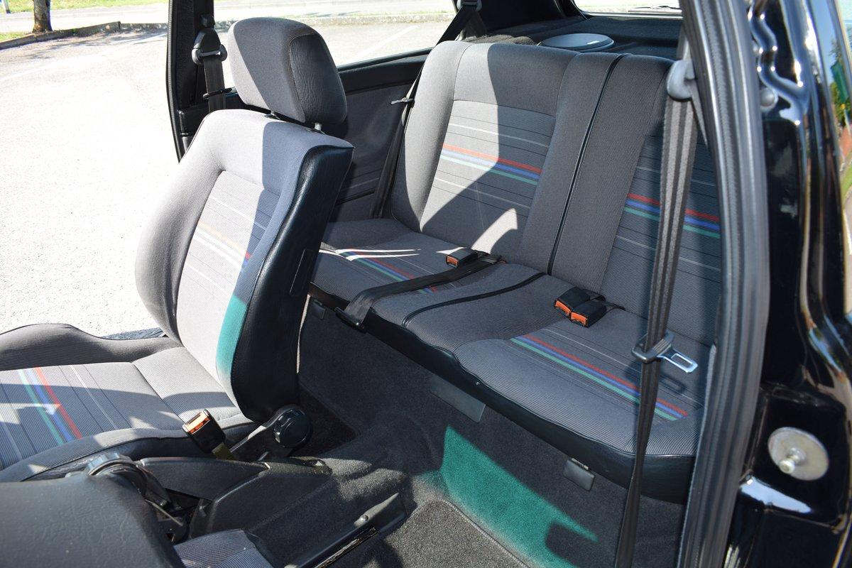 VW VOLKSWAGEN GOLF MK2 GTI 8V 3DR BLACK 1991  SOLD (picture 12 of 12)