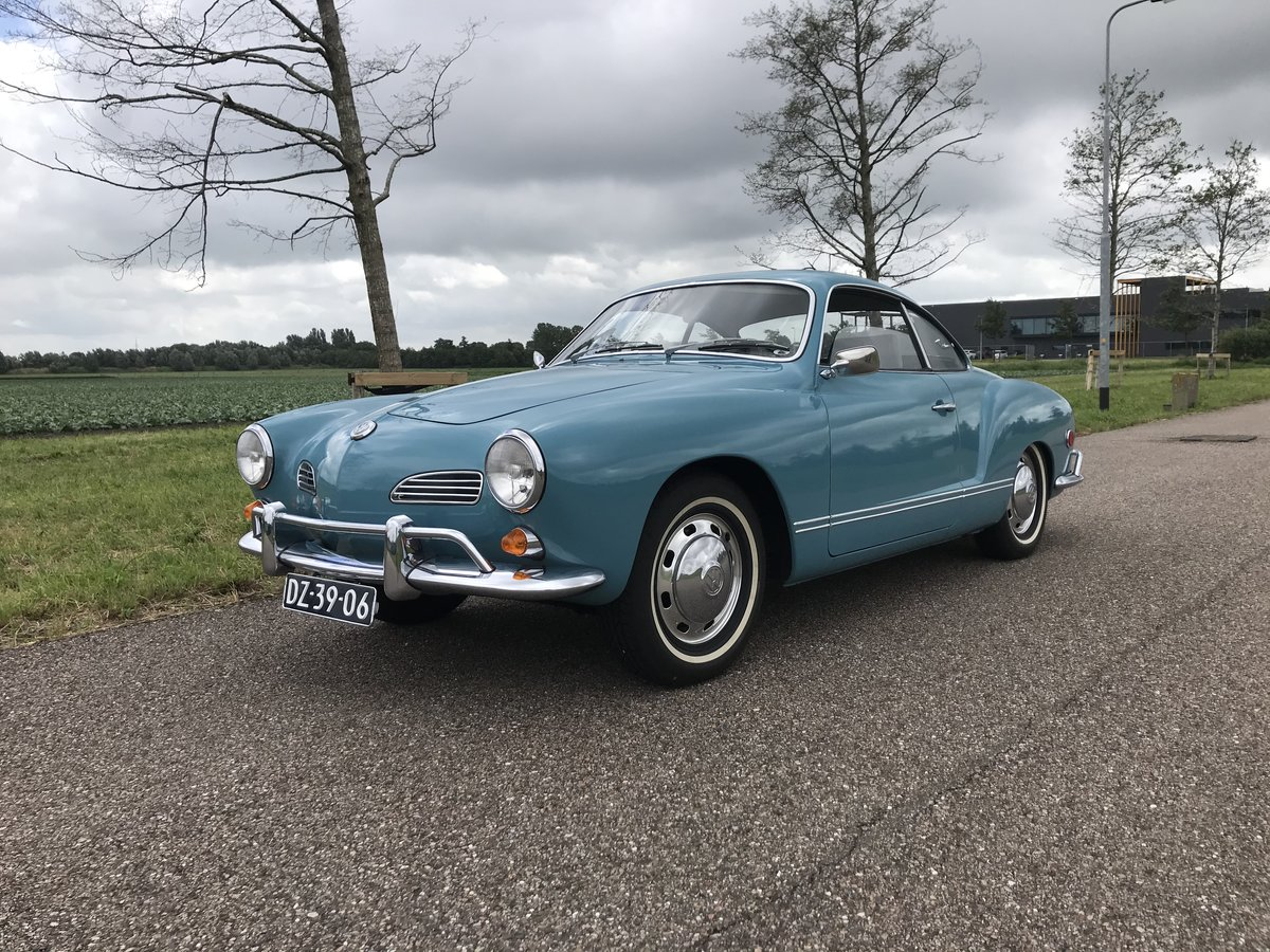 1968 Unrestored Karmann Ghia For Sale (picture 1 of 6)