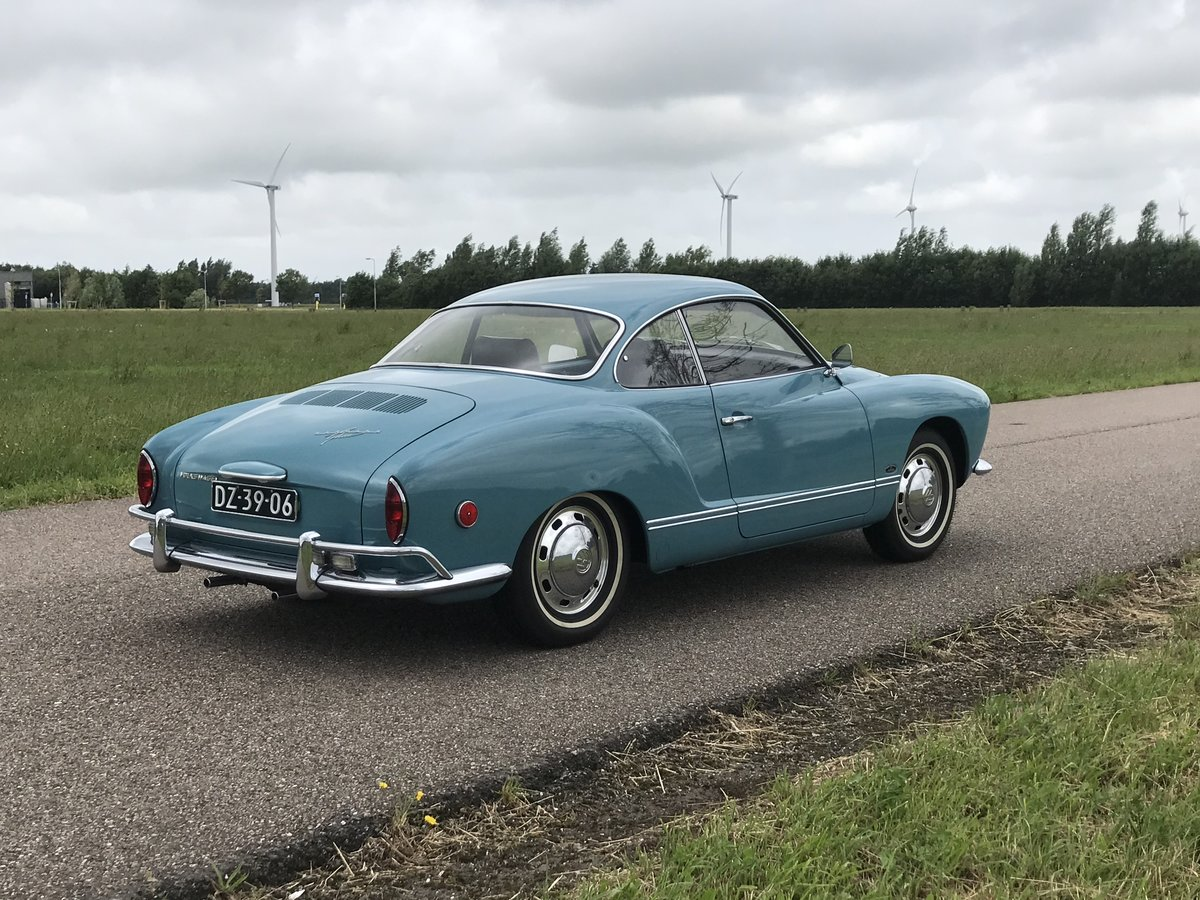 1968 Unrestored Karmann Ghia For Sale (picture 2 of 6)