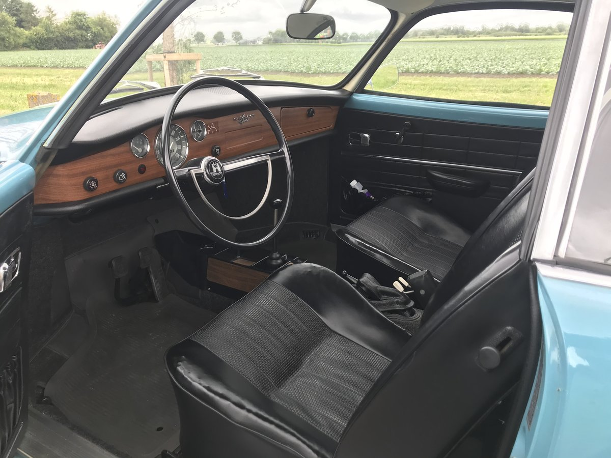 1968 Unrestored Karmann Ghia For Sale (picture 3 of 6)
