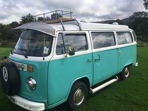 1975 Volkswagen T2 Camper van - good condition