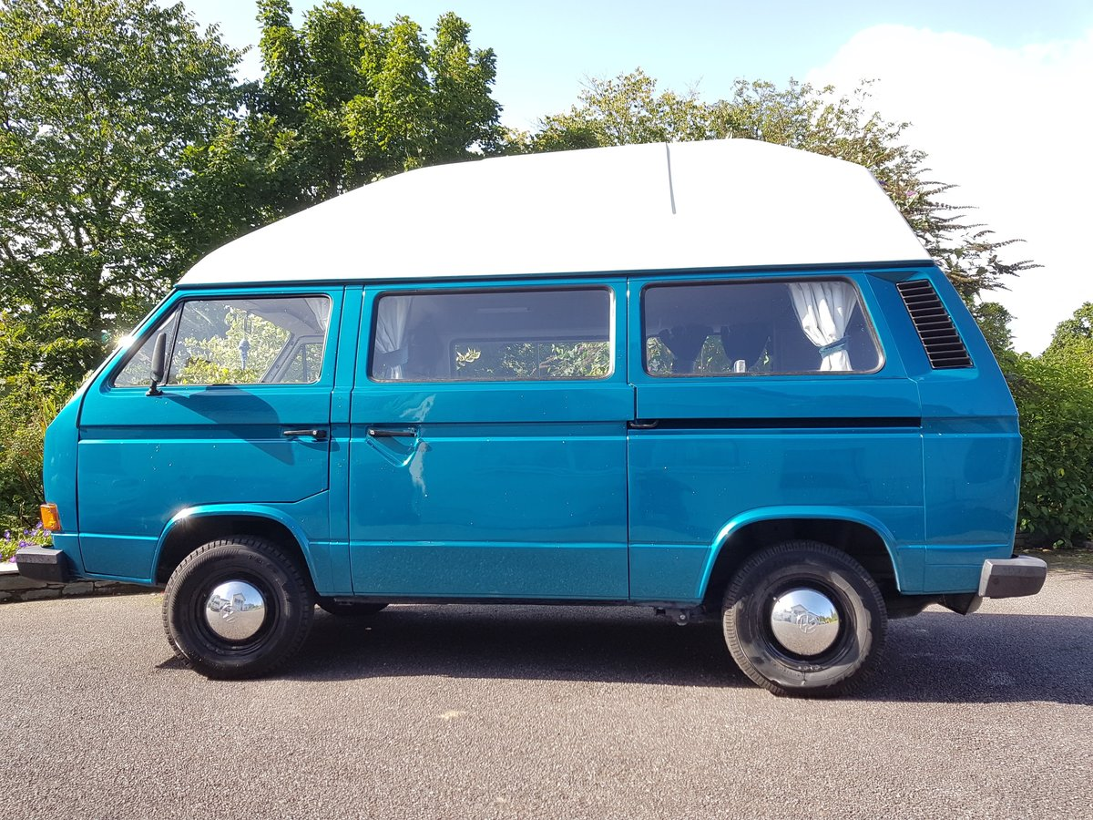 1982 VW T25  Camper Professional fully refurbed For Sale (picture 1 of 6)