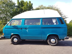 1982 T25  Camper Professional fully refurbed