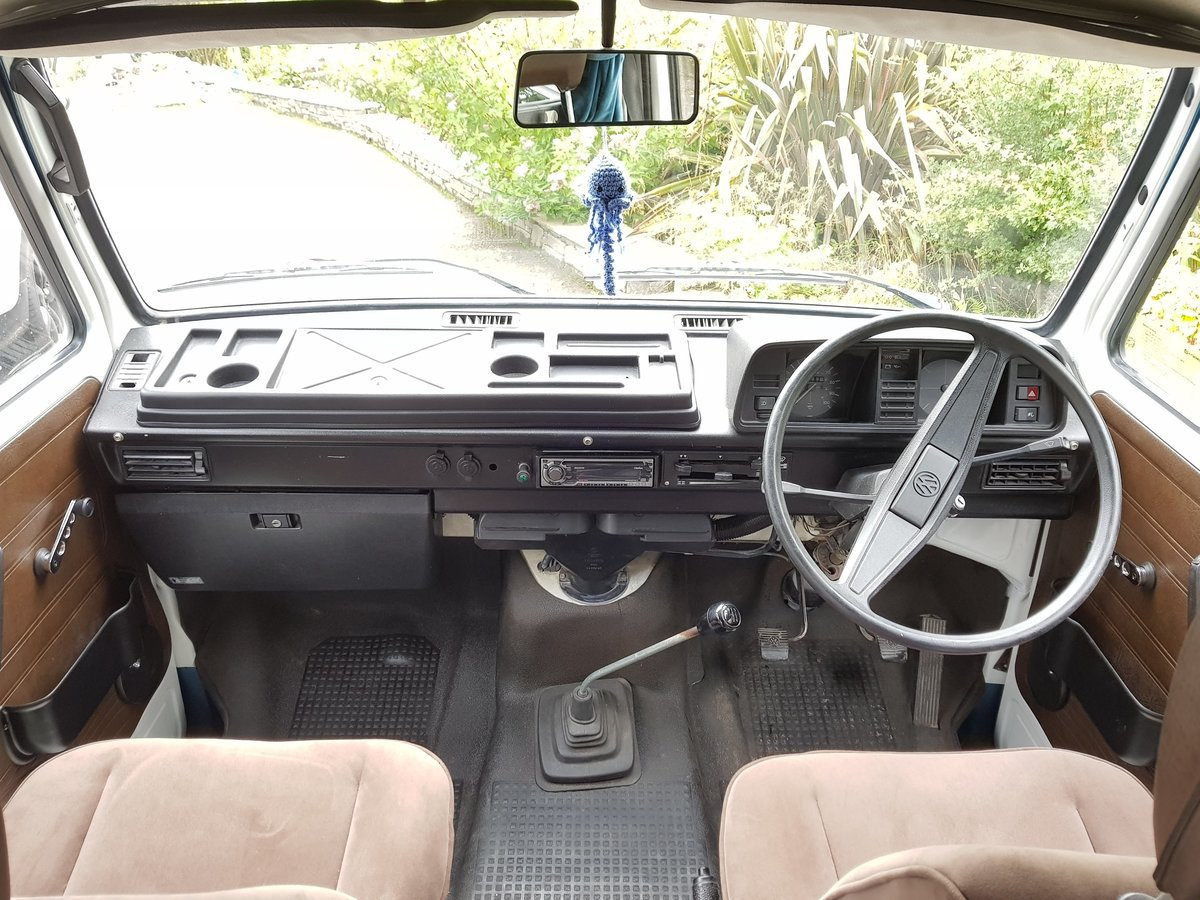 1982 VW T25  Camper Professional fully refurbed For Sale (picture 2 of 6)