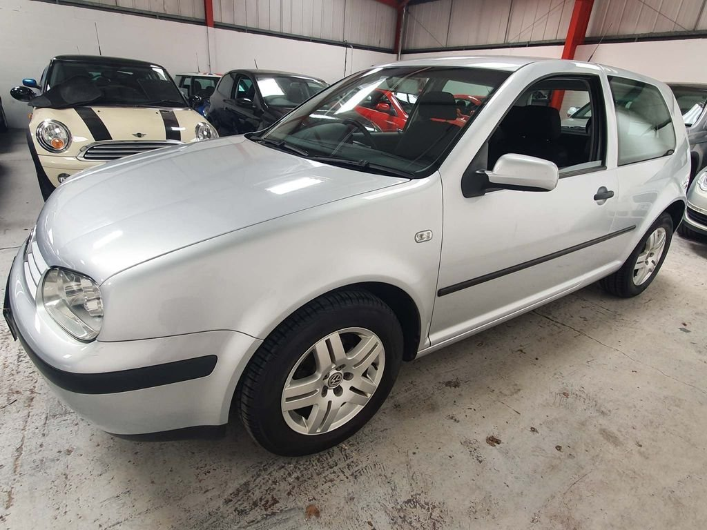2003 VOLKSWAGEN GOLF 1.4 MATCH*GEN 50,000 MILES*TIMEWARP CAR For Sale (picture 2 of 6)