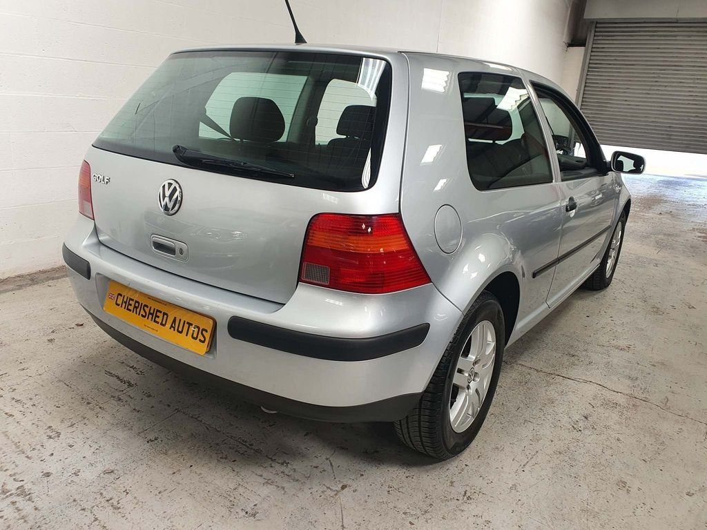 2003 VOLKSWAGEN GOLF 1.4 MATCH*GEN 50,000 MILES*TIMEWARP CAR For Sale (picture 4 of 6)