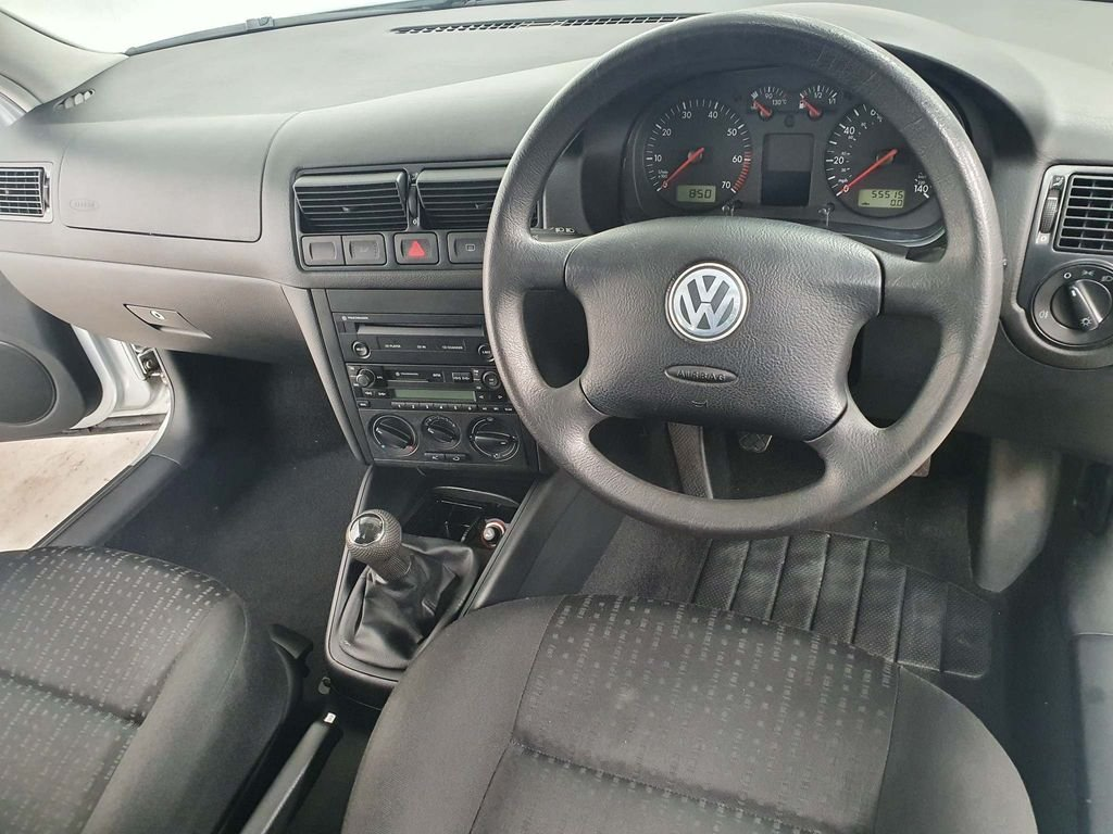 2003 VOLKSWAGEN GOLF 1.4 MATCH*GEN 50,000 MILES*TIMEWARP CAR For Sale (picture 5 of 6)