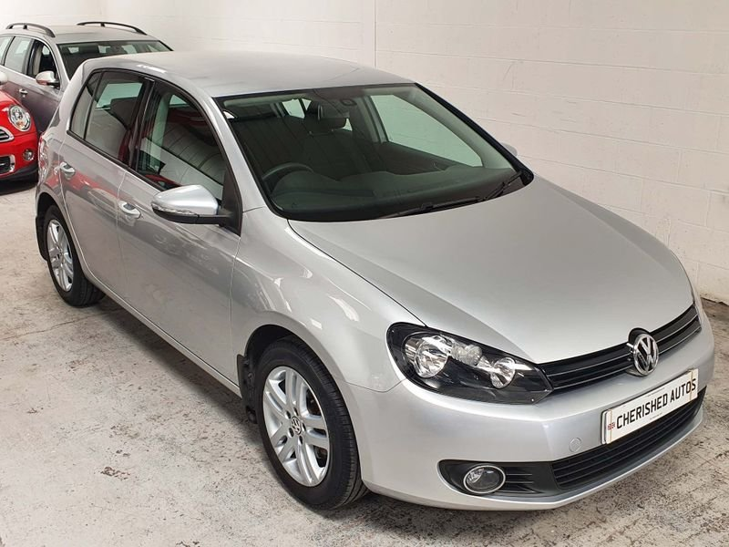 2009 SILVER VOLKSWAGGEN GOLF 1.4 TSI SE*GEN 29,000 MILES For Sale (picture 1 of 6)