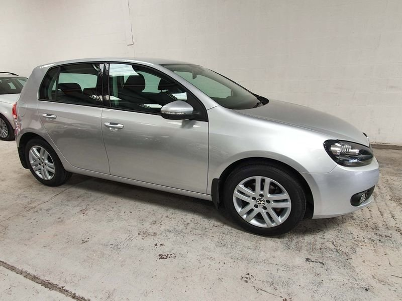 2009 SILVER VOLKSWAGGEN GOLF 1.4 TSI SE*GEN 29,000 MILES For Sale (picture 2 of 6)