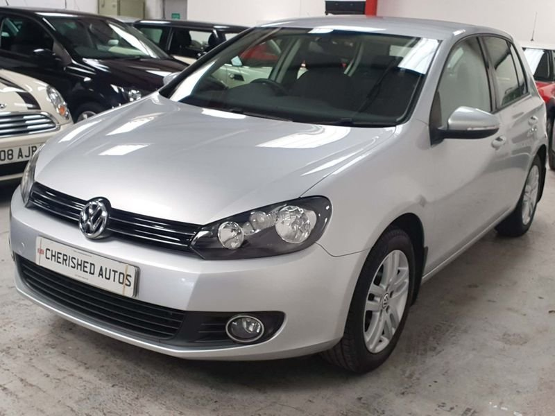 2009 SILVER VOLKSWAGGEN GOLF 1.4 TSI SE*GEN 29,000 MILES For Sale (picture 3 of 6)