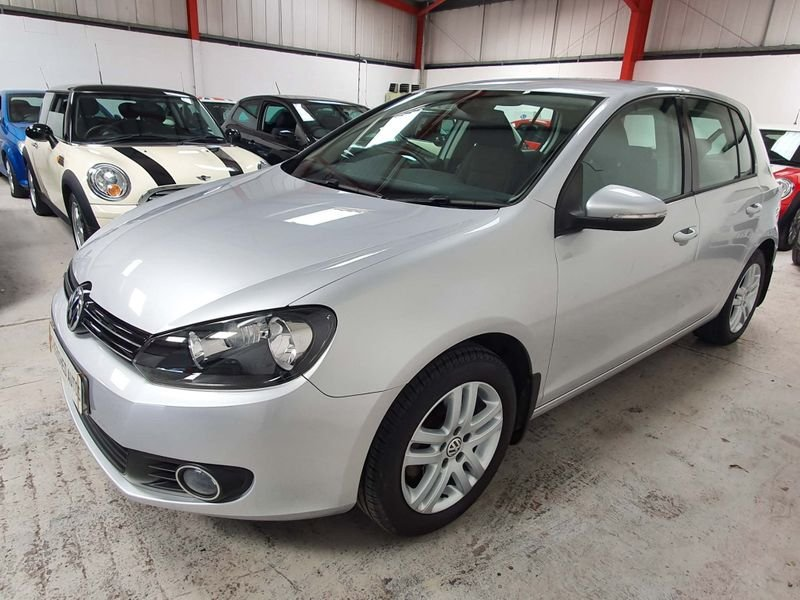 2009 SILVER VOLKSWAGGEN GOLF 1.4 TSI SE*GEN 29,000 MILES For Sale (picture 4 of 6)
