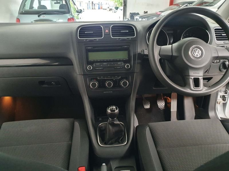 2009 SILVER VOLKSWAGGEN GOLF 1.4 TSI SE*GEN 29,000 MILES For Sale (picture 5 of 6)