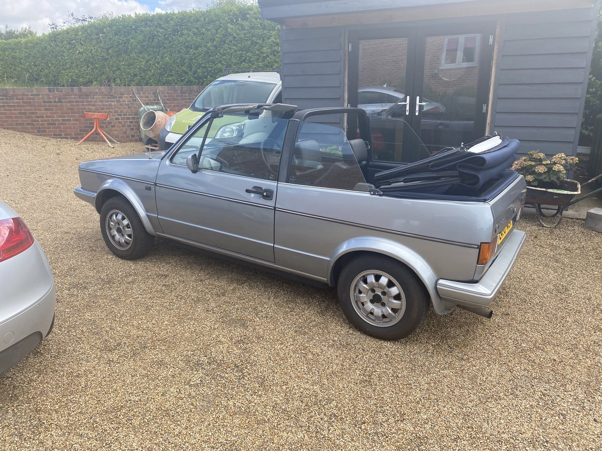 1988 Gti golf mark 1 07880 700636 For Sale (picture 3 of 5)
