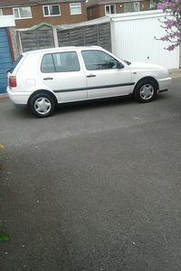 1997 Golf  Trustworthy and Reliable car