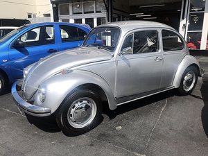 1972 VW BEETLE 1300 DELUXE SALOON